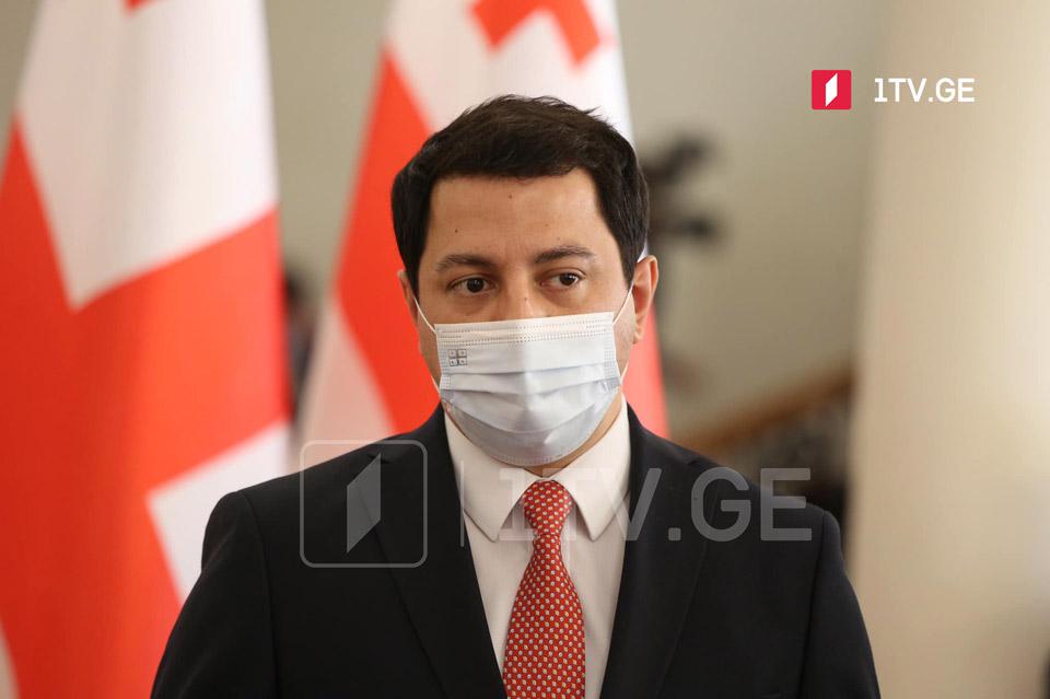 Parliament Speaker: Mikheil Saakashvili to be illegally meddling in Georgian politics
