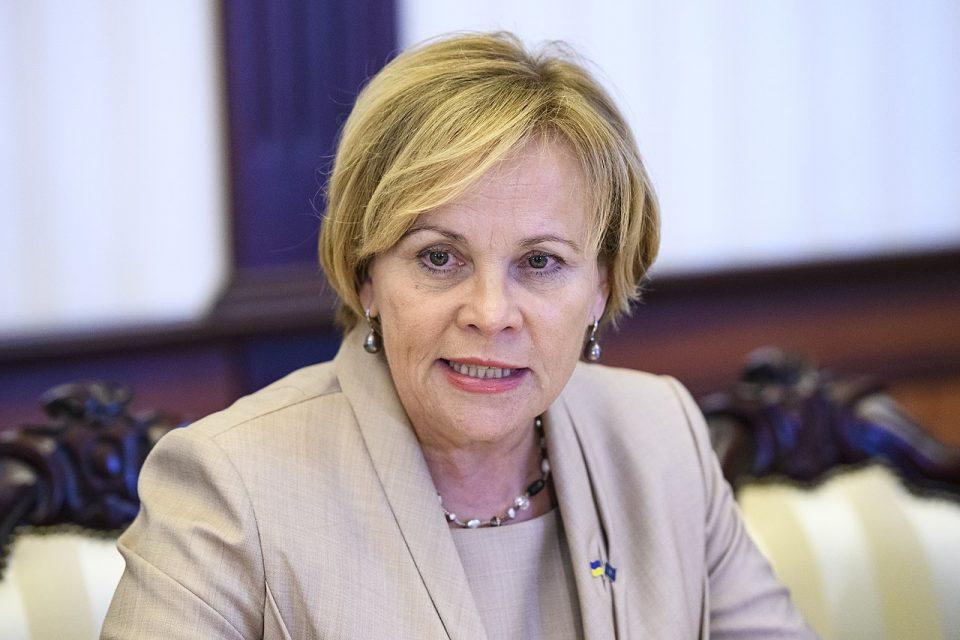 Депутат Европарламента Раса Юкнявичене - Необходимо исправить ошибку саммита НАТО 2008 года, когда некоторые члены не согласились предоставить Грузии План действий по членству