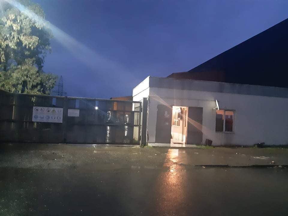 ფოთის მეტალურგიულ ქარხანაში ორი მამაკაცი დაშავდა