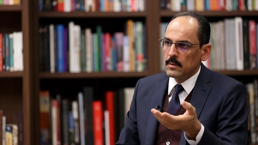 თურქეთის პრეზიდენტის პრესსპიკერი - თურქეთს სურს, რუსეთისა და უკრაინის პრობლემები მოლაპარაკების გზით გადაწყდეს