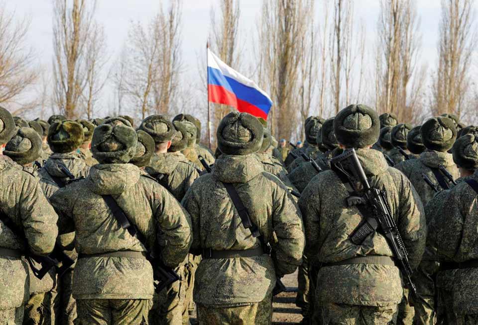 უკრაინის პრეზიდენტის ადმინისტრაციის წარმომადგენელი - რუსეთი უახლოეს მომავალში უკრაინის საზღვართან სამხედროების რაოდენობას გააორმაგებს