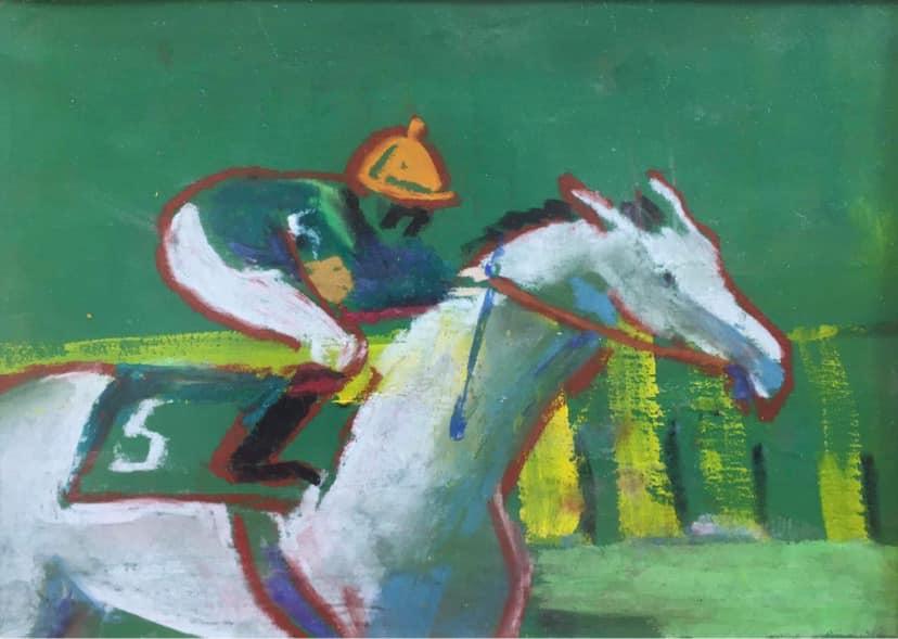 """პიკის საათი - ,,ცხენების დოღი, ეძღვნება ედგარ პრადოს"""""""