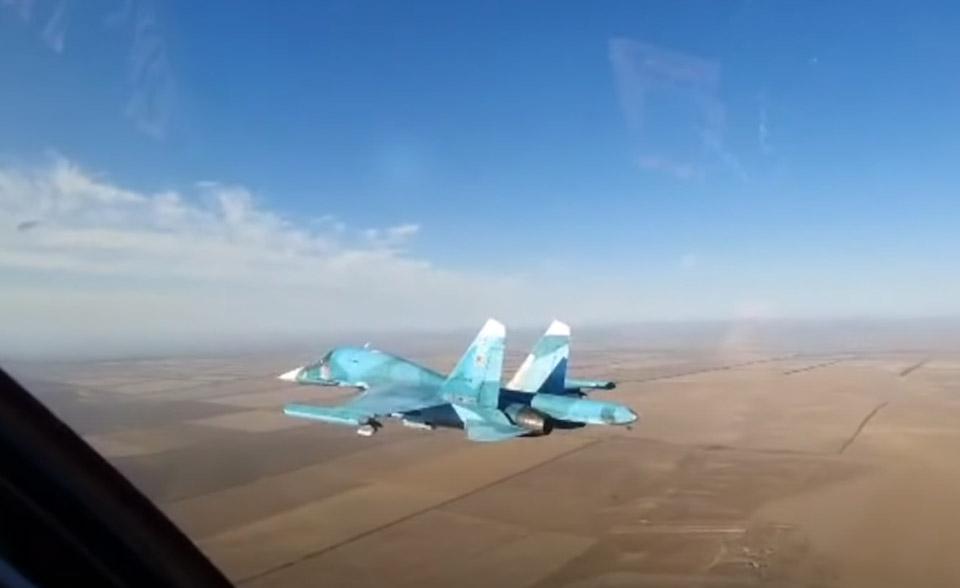 Ռուսաստանը Սև ծովի ավազանում սկսել է ծովային ավիացիայի լայնածավալ զորավարժություններ