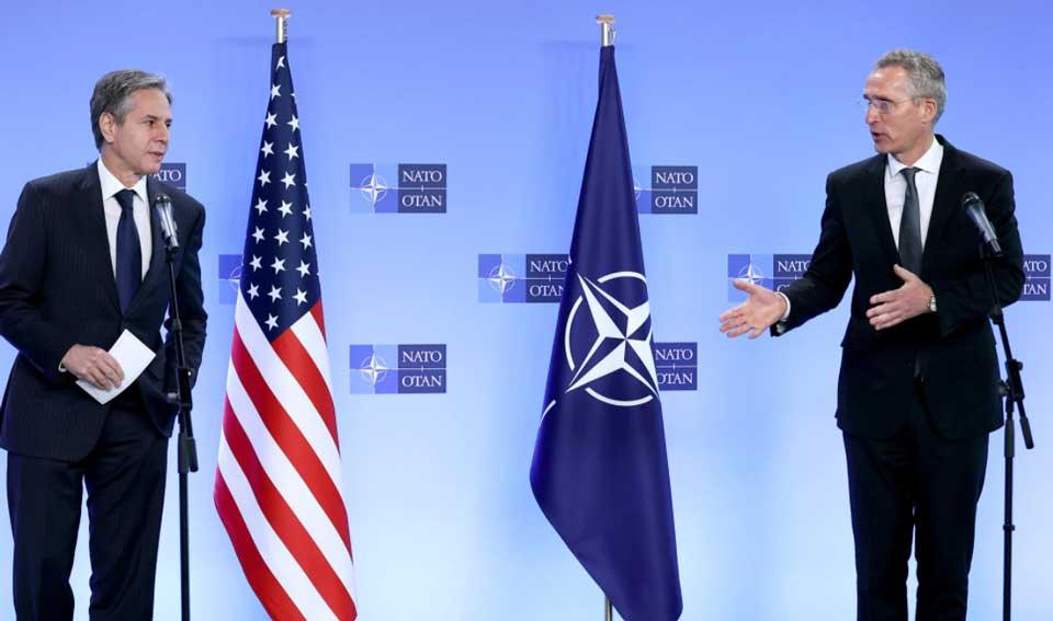 ენტონი ბლინკენი - ნატო-ს მისიაში მყოფი უცხოელი ჯარისკაცები ავღანეთს აშშ-სთან ერთად, 11 სექტემბრამდე დატოვებენ