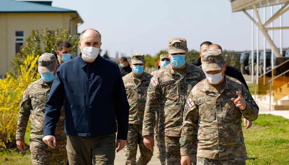ჯუანშერ ბურჭულაძე - ქართულმა ჯარმა ავღანეთის მისიაში საქართველო საერთაშორისო ასპარეზზე წარმოაჩინა როგორც მტკიცე და ძლიერი მეკავშირე