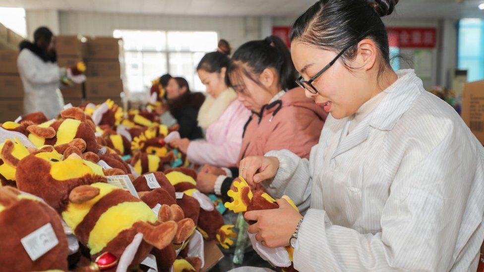 """""""ბიბისი"""" - პანდემიის მიუხედავად, ჩინეთის ეკონომიკა 2021 წლის პირველ კვარტალში რეკორდულად გაიზარდა"""