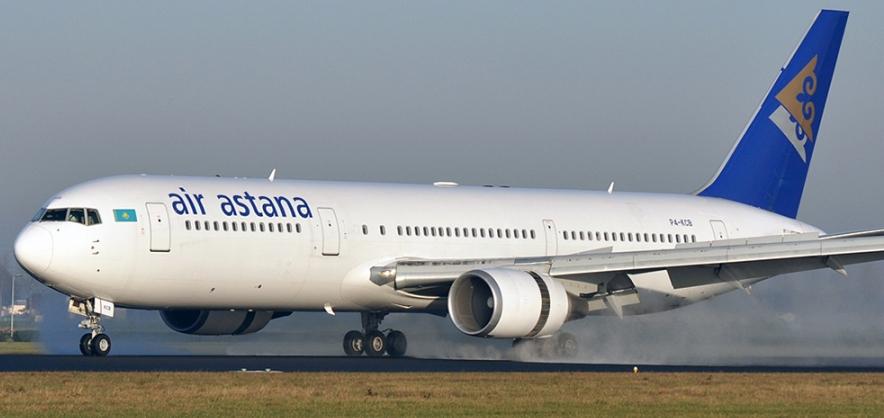 Казахская авиакомпания Air Astana начинает сезонные рейсы в Батуми