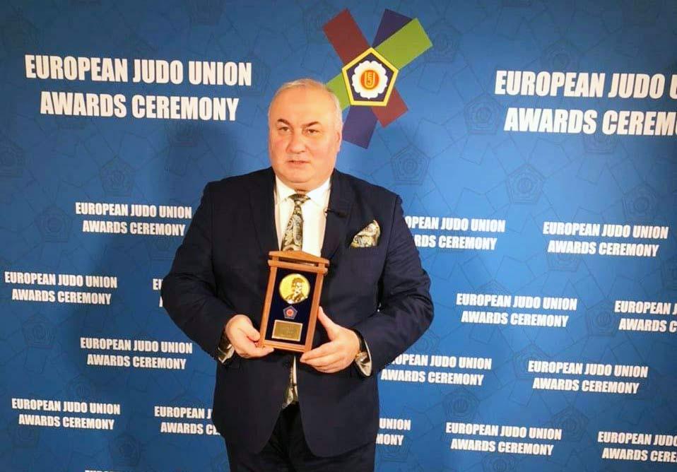 ევროპის ძიუდოს კავშირის აღიარება - ზურაბ კახაბრიშვილიწლის საუკეთესო ექიმია#1TVSPORT