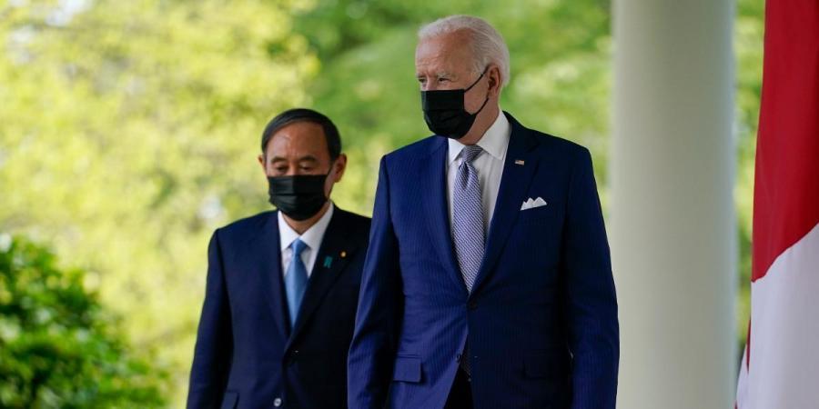 ჯო ბაიდენი - აშშ პირობას დებს, რომ იაპონიას ჩინეთისგან ბირთვული იარაღით დაიცავს