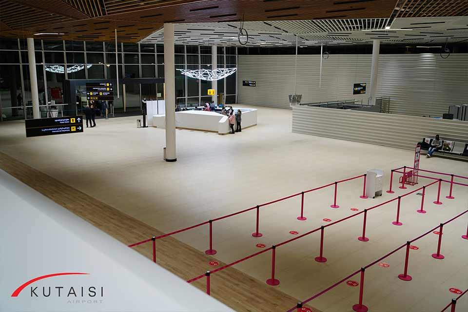ქუთაისის საერთაშორისო აეროპორტმა, პანდემიის შემდეგ, ვილნიუსიდან პირველი პირდაპირი რეგულარული რეისი მიიღო