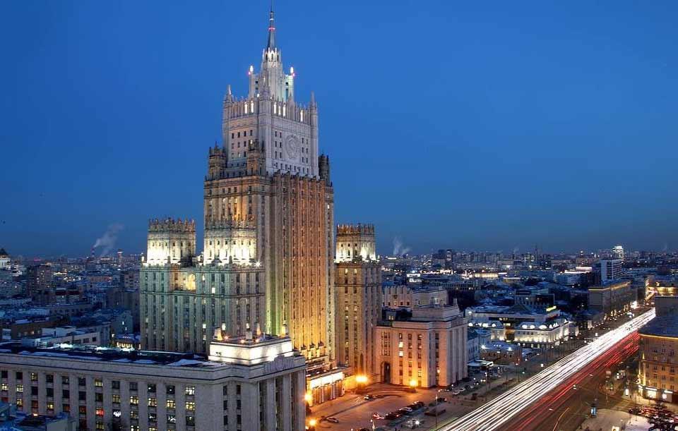 რუსეთმა 20 ჩეხი დიპლომატი პერსონა ნონ გრატად გამოაცხადა და ქვეყნიდან გააძევა