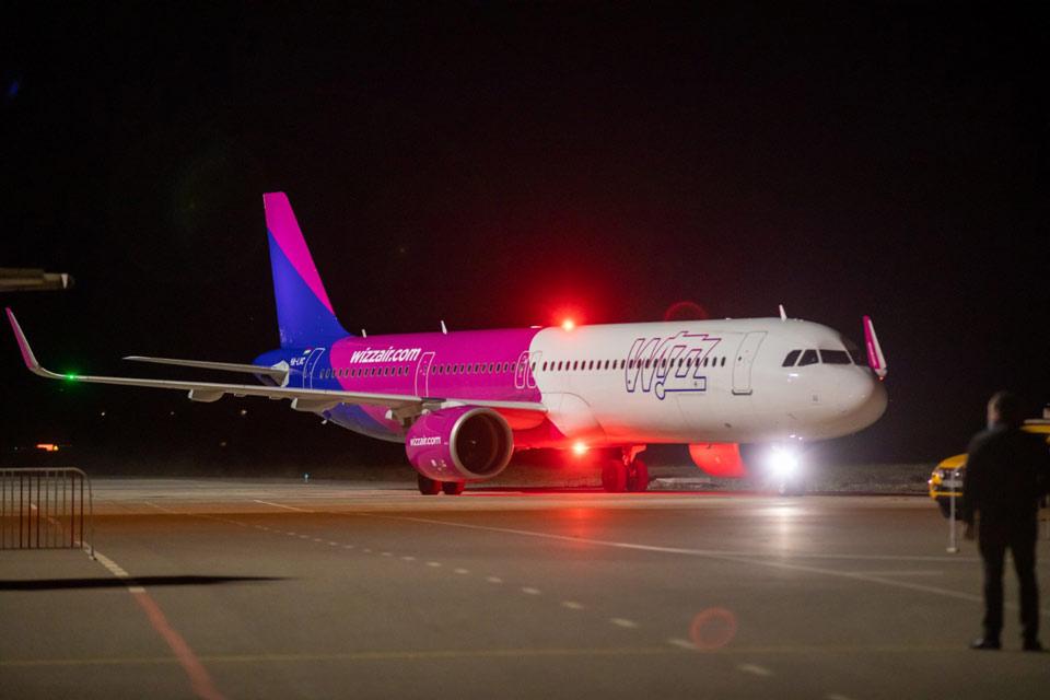ქუთაისის საერთაშორისო აეროპორტმა Airbus A321neo ავიახომალდი პირველად მიიღო