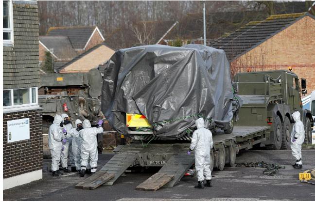 ჩეხეთის მედიის ცნობით, რუსეთის სპეცსამსახურები საბრძოლო მასალის აფეთქებას ბულგარეთში გეგმავდნენ