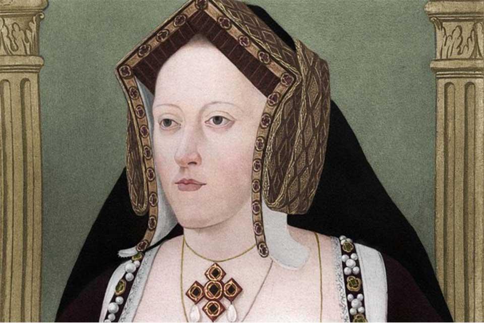 #სახლისკენ - კატრინ არაგონელი - ინგლისის დედოფალი