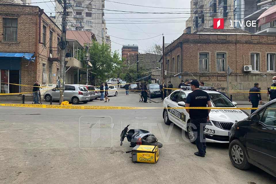 თბილისში, ნასიძის ქუჩაზე სროლის საქმეზე შსს-მ ერთი პირი დააკავა