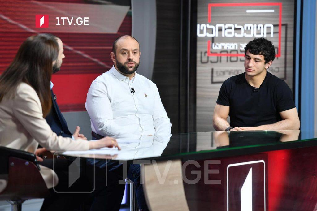 ტაიმაუტი | ძიუდოს ნაკრების მწვრთნელი ლაშა გუჯეჯიანი - ლაშა ბექაური ქართული გენის გამოვლინებაა #1TVSPORT