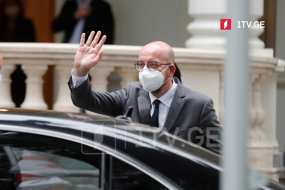 European Council President left for Brussels