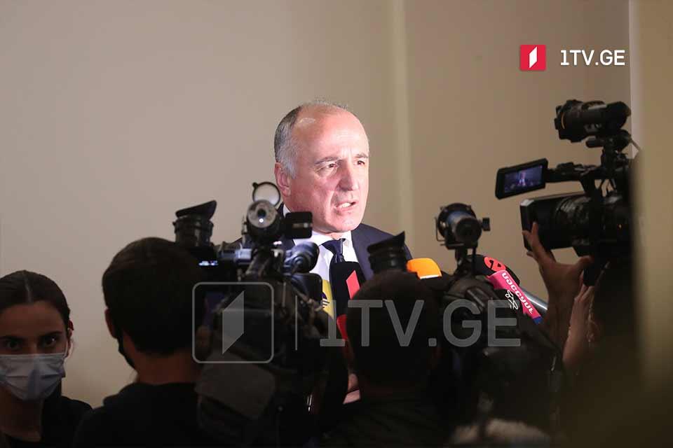 Lelo for Georgia says direct involvement in parliament work to depend on Giorgi Rurua and Nika Melia release