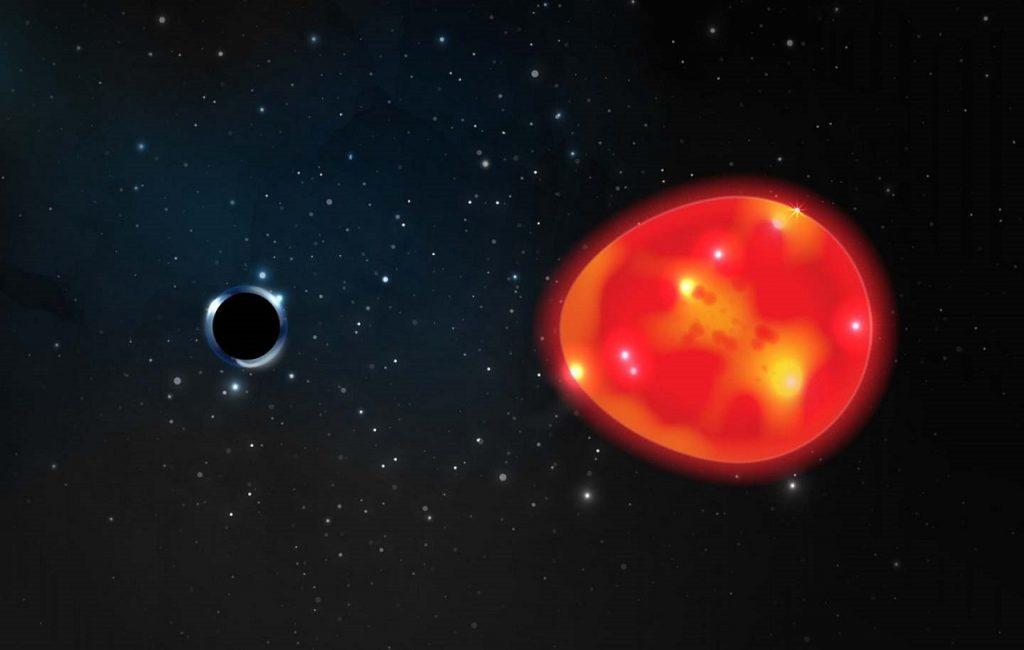 აღმოჩენილია დედამიწასთან უახლოესი, ამ დროისათვის ცნობილი ყველაზე პატარა შავი ხვრელი — #1tvმეცნიერება