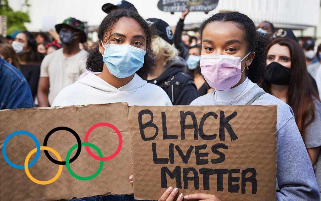 საერთაშორისო ოლიმპიურმა კომიტეტმა ტოკიოს თამაშებზე რასიზმის საწინააღმდეგო მოძრაობისადმი მხარდასაჭერი აქციები აკრძალა #1TVSPORT