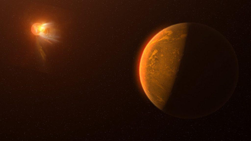 უახლოეს მეზობელ ვარსკვლავზე მზეზე ასჯერ უფრო მძლავრი ამოფრქვევა დააფიქსირეს — #1tvმეცნიერება