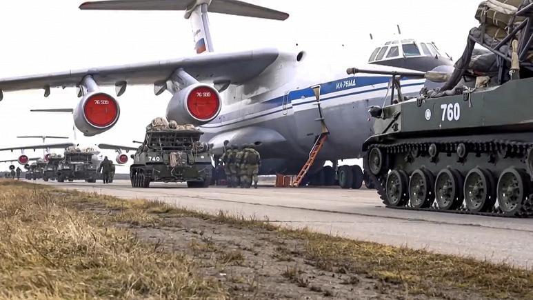 რუსეთის თავდაცვის მინისტრი აცხადებს, რომ რუსეთი უკრაინის საზღვრიდან ჯარების გაყვანას იწყებს