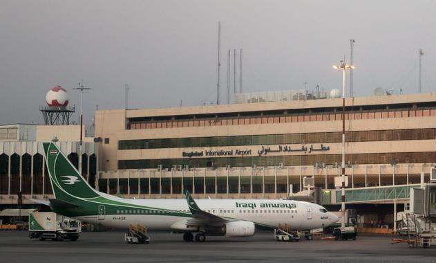 ერაყის საერთაშორისო აეროპორტთან სამი რაკეტა ჩამოვარდა