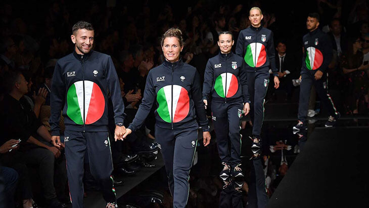 """იტალიელებს ჯორჯო არმანი შემოსავს, ამერიკელებს """"ნაიკი"""" - მზადება ტოკიოს ოლიმპიადისთვის [ვიდეო] #1TVSPORT"""