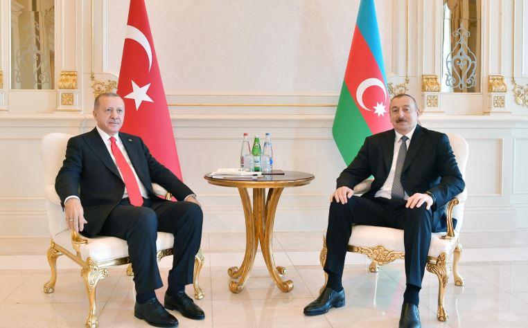 თურქეთისა და აზერბაიჯანის პრეზიდენტებს შორის სატელეფონო საუბარი შედგა
