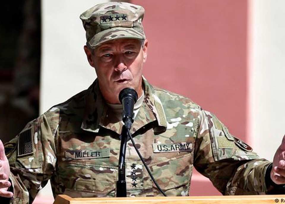 ამერიკელი გენერალი, სკოტ მილერი აცხადებს, რომ უცხო ქვეყნის ჯარისკაცების ავღანეთიდან გასვლის პროცესი უკვე დაიწყო