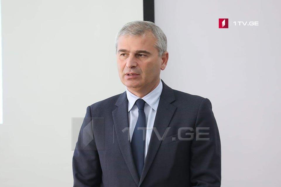 Ираклий Кадагишвили - Уверяю, парламент поддержит кандидатуры только достойных судей