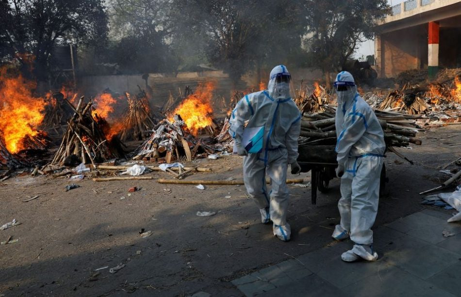 ტედროს ადანომ გებრეისუსი - პანდემია გლობალურად მწვავდება, ინდოეთში კი, სიტუაცია გულსატკენზე მეტია