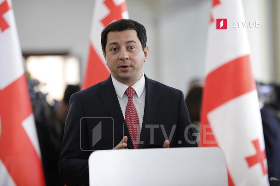 """არჩილ თალაკვაძე - ლიდერების ხელმძღვანელობით, """"ქართულმა ოცნებამ"""" შეძლო არაერთ არჩევნებში გამარჯვება, არაერთი კრიზისული სიტუაციის მოგვარება, საზოგადოებამ შეაფასოს, ვინც იმარჯვებს, ძლიერია თუ სუსტი"""