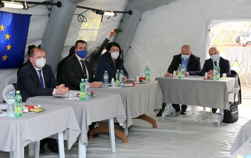 В Эргнети состоялась 99-я встреча Механизма превенции инцидентов и реагирования на них