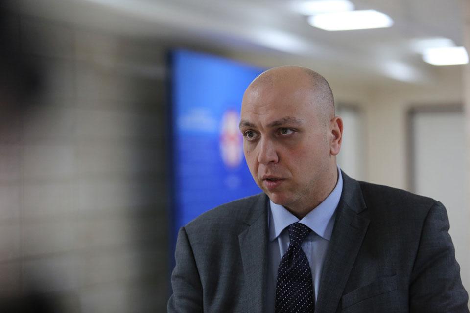 ირაკლი ქარსელაძე - საქართველოსადმი ევროპის საინვესტიციო ბანკის დახმარება იზრდება, ხდება საგზაო კავშირის გამყარება სომხეთსა და აზერბაიჯანთან
