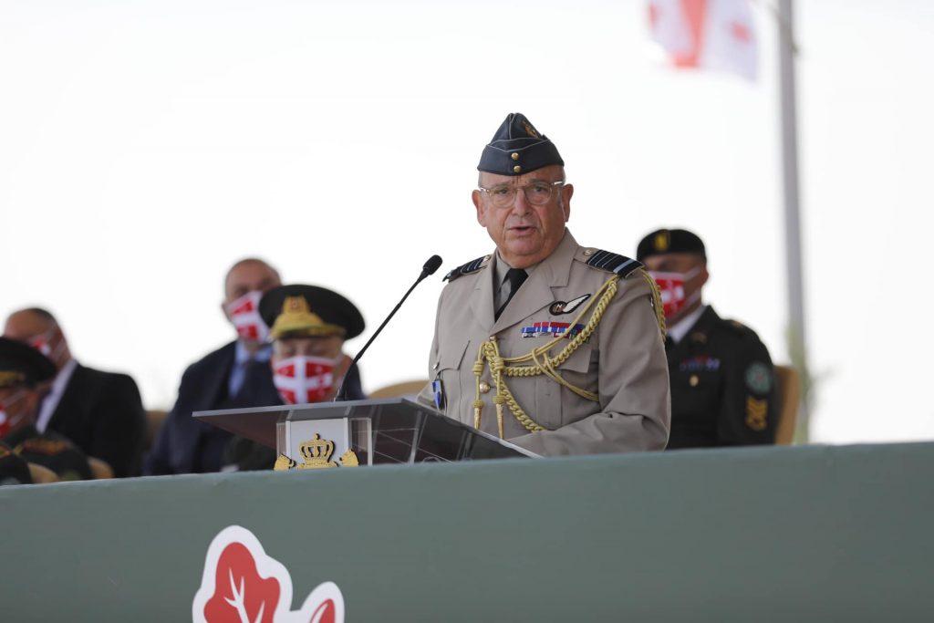 Председатель Военного комитета НАТО - Прочное партнерство с Грузией укрепляется, что нашло отражение в визите премьер-министра в штаб-квартиру НАТО