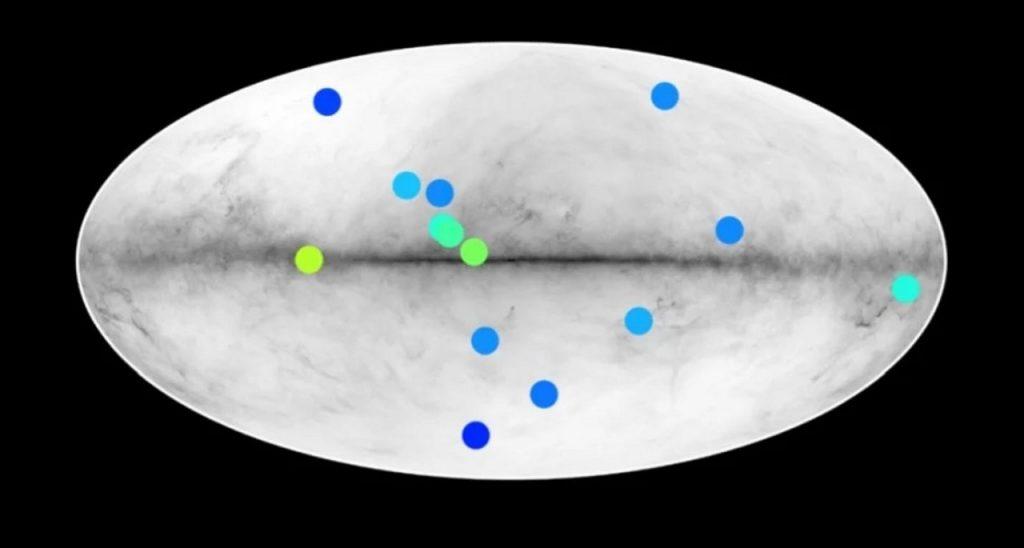 ირმის ნახტომში დაფიქსირებულია 14 უცნაური ობიექტი, რომლებიც შეიძლება, ანტიმატერიის ვარსკვლავები იყოს — #1tvმეცნიერება