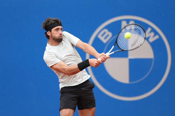 Николоз Басилашвили выиграл турнир в Мюнхене (видео)