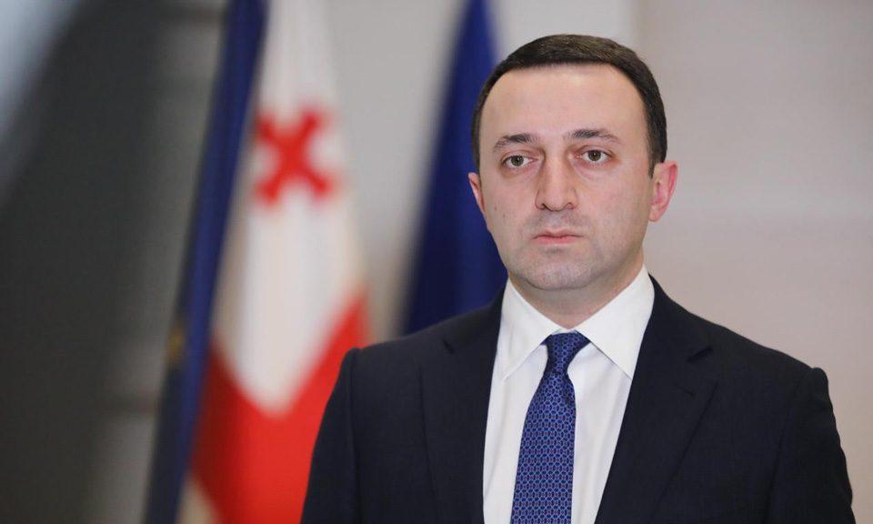 Georgian PM congratulates media representatives on World Press Freedom Day
