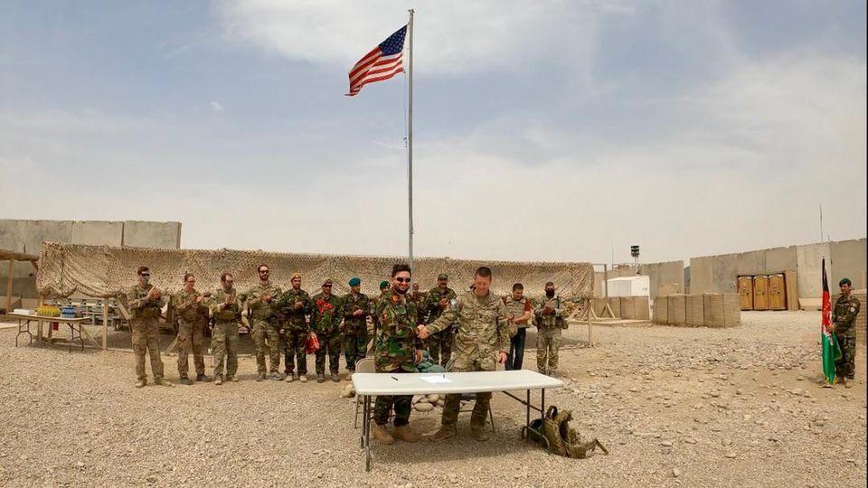 """""""როიტერი"""" - ავღანეთის უსაფრთხოების ძალებმა ჰელმანდის პროვინციაში თალიბანის მასშტაბური შეტევა მოიგერიეს"""
