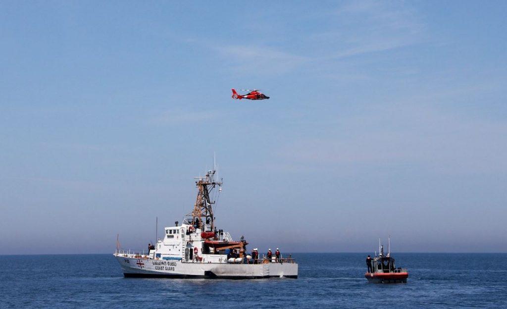 Վրաստանը հյուրընկալում է ԱՄՆ առափնյա պահպանության նավը