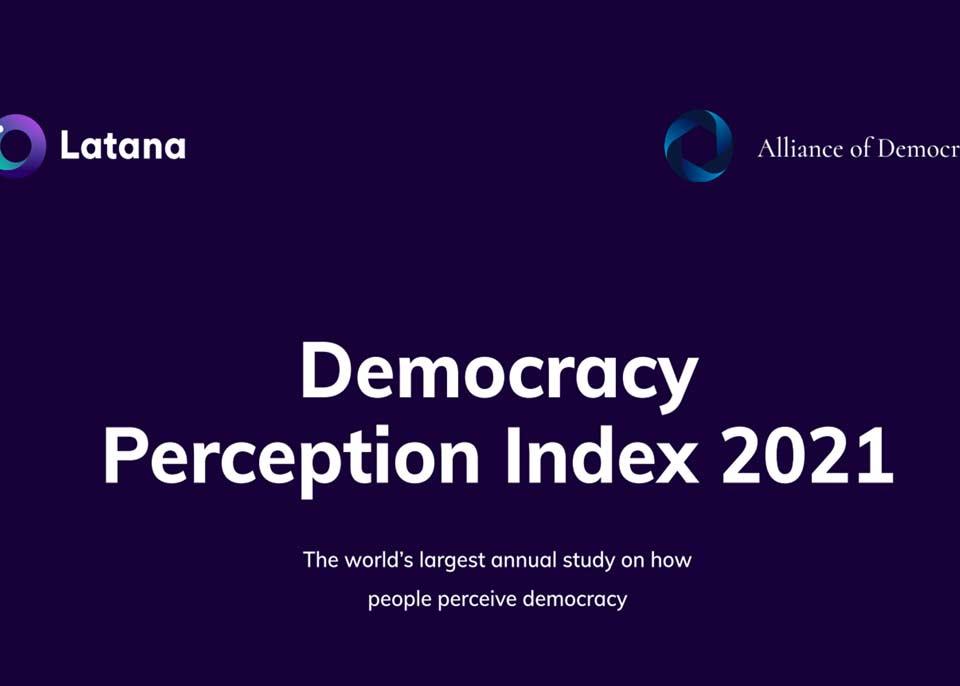 სოციოლოგიური კვლევის თანახმად, დემოკრატიულ ქვეყნებში მოქალაქეთა 53 პროცენტი მიიჩნევს, რომ პანდემიის დროს მათი უფლებები ზედმეტად შეზღუდეს