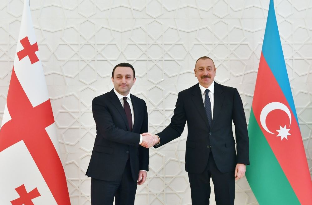 PM Garibashvili discusses David Gareji issue with President Aliyev, agree to continue dialogue