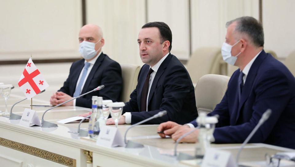 PM Garibashvili: Georgia is Azerbaijan's friend