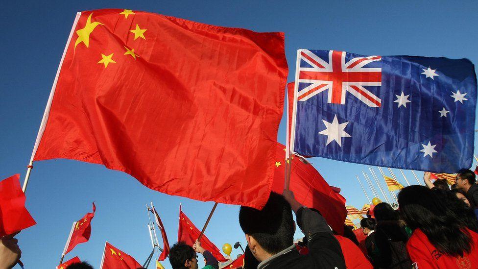 მედიის ცნობით, ჩინეთმა ავსტრალიასთან სტრატეგიული ეკონომიკური დიალოგი გაურკვეველი ვადით შეაჩერა