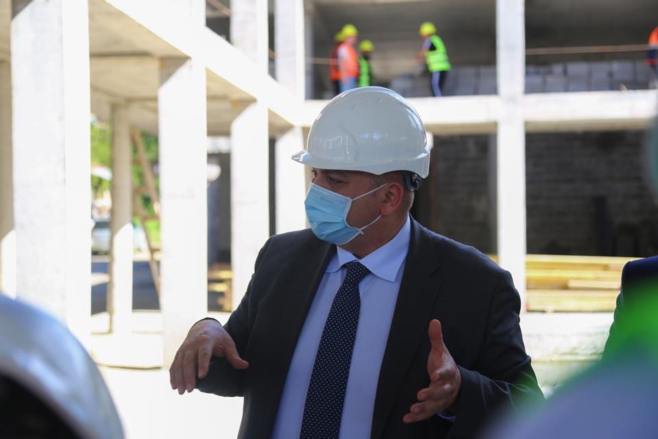 ონში მხარეთმცოდნეობის მუზეუმის მშენებლობა წლის ბოლომდე დასრულდება