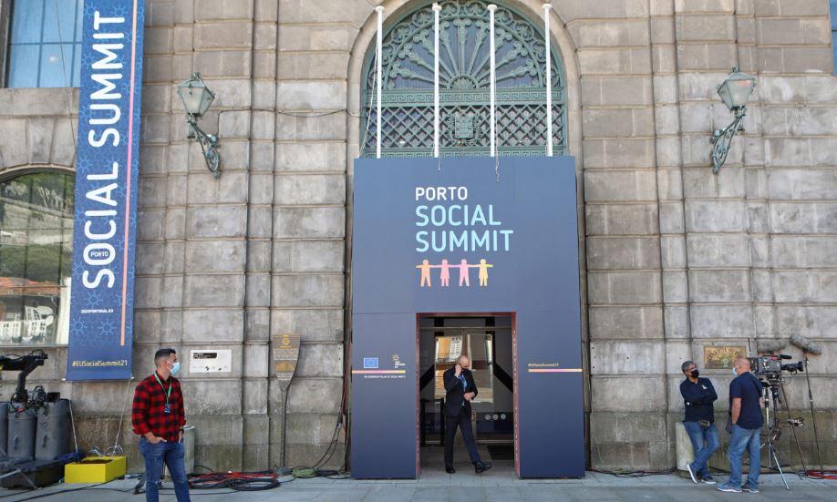 პორტუში ევროკავშირის ლიდერების არაფორმალური სამიტი იმართება