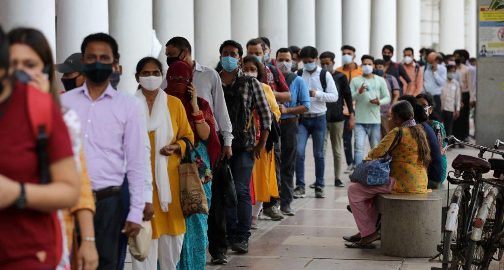 """ინდოეთში ბოლო 24 საათში """"კოვიდ-19""""-ით 4 ათასზე მეტი ადამიანი გარდაიცვალა"""