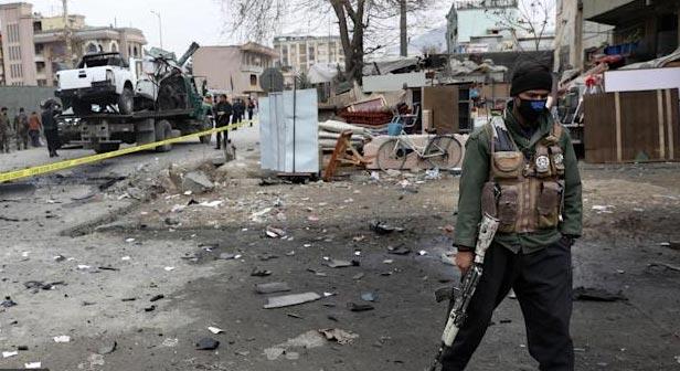 ქაბულში, სკოლის სიახლოვეს აფეთქებების სერიის შედეგად 40 ადამიანი დაიღუპა და 52 დაშავდა