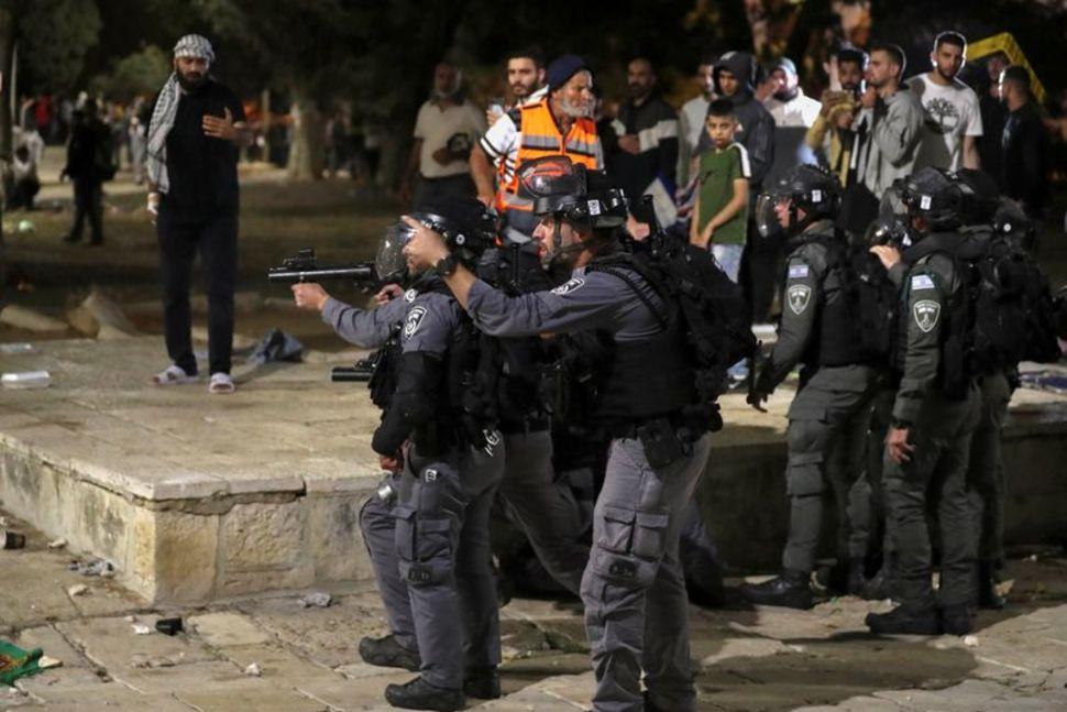 ისრაელმა იერუსალიმში უსაფრთხოების ზომები გაამკაცრა